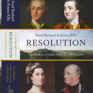 RESOLUTION Book Cover