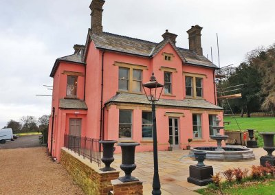 Belvoir Castle, Engine Yard, Vale House Retail and Offices, NG32 1PE