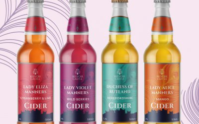 New Belvoir Ciders Celebrate Family Roots