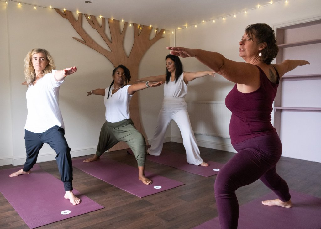 An award-winning wellness centre and shop are the newest addition to Belvoir Castle's growing Engine Yard rural retail village in the heart of the Vale of Belvoir, Leicestershire.