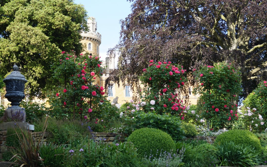Rediscovered Plans Inspire Capability Brown Garden Tours