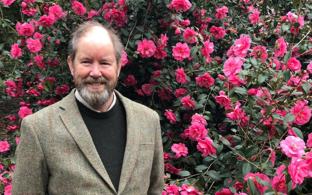 Heroes of Belvoir Tom Webster, Head Gardener