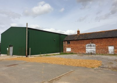 Belvoir Farm, Old Factory Site, Woolsthorpe Road, NG13 0GN