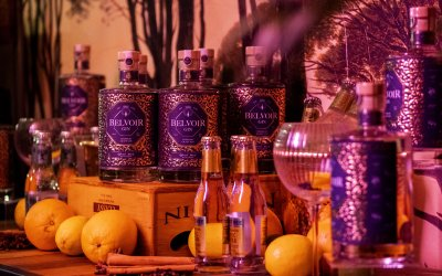 Belvoir Launches Gin Fit For A Queen