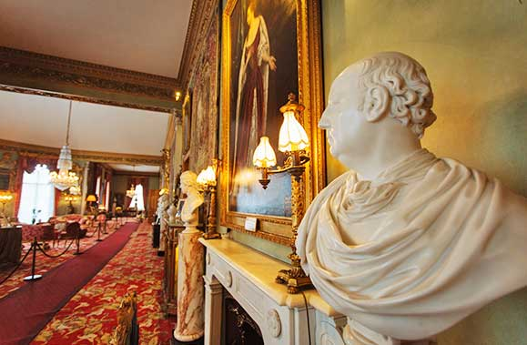 art at belvoir castle
