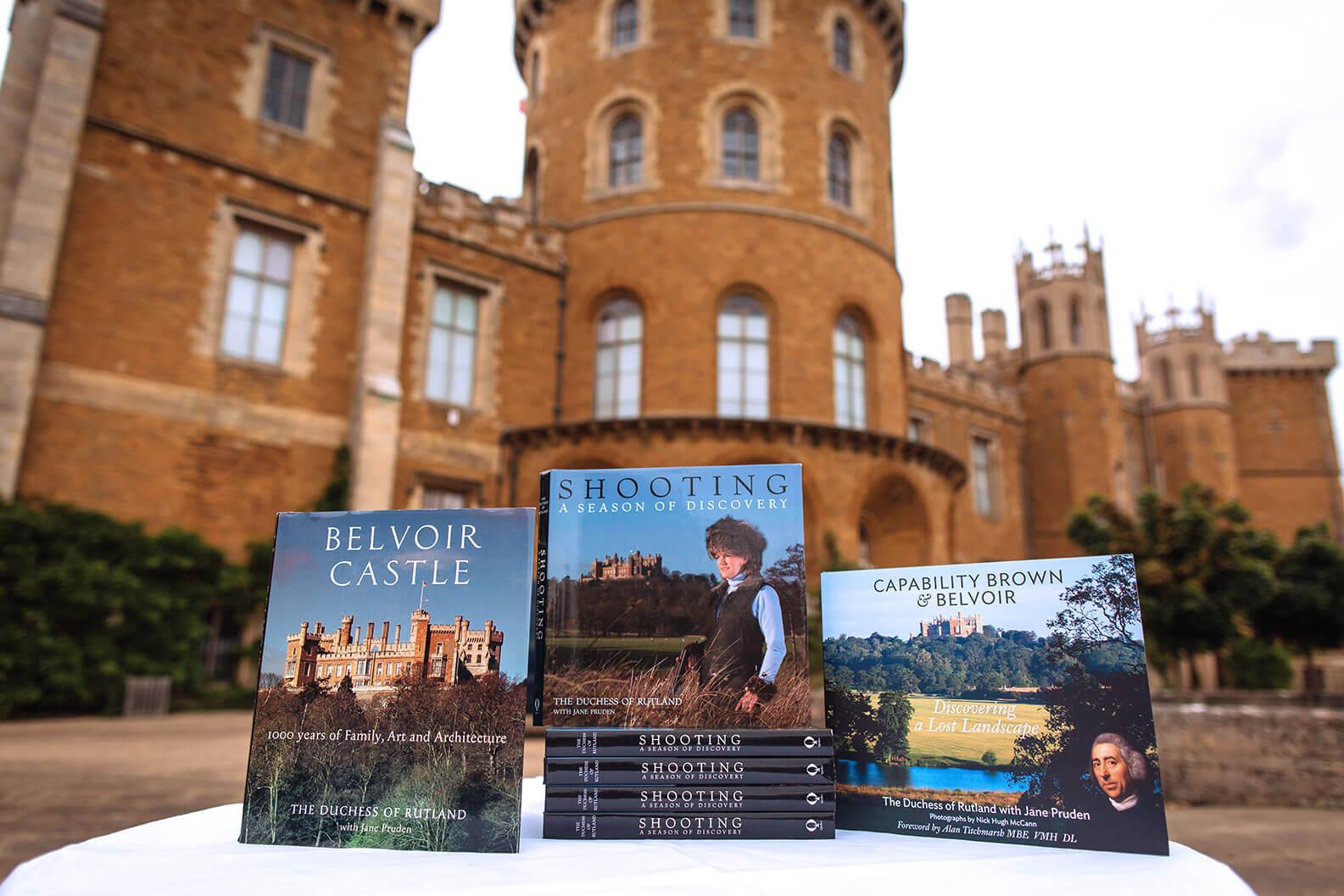 duke and duchess of rutland books