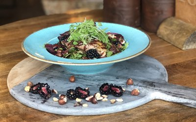 Belvoir Bites – Hedge Row Salad