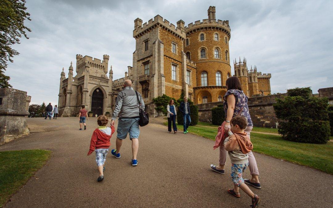 A Royal 2020 Season at Belvoir Castle