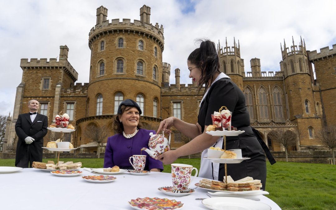 Belvoir Castle Launches its Royal 2020 Season