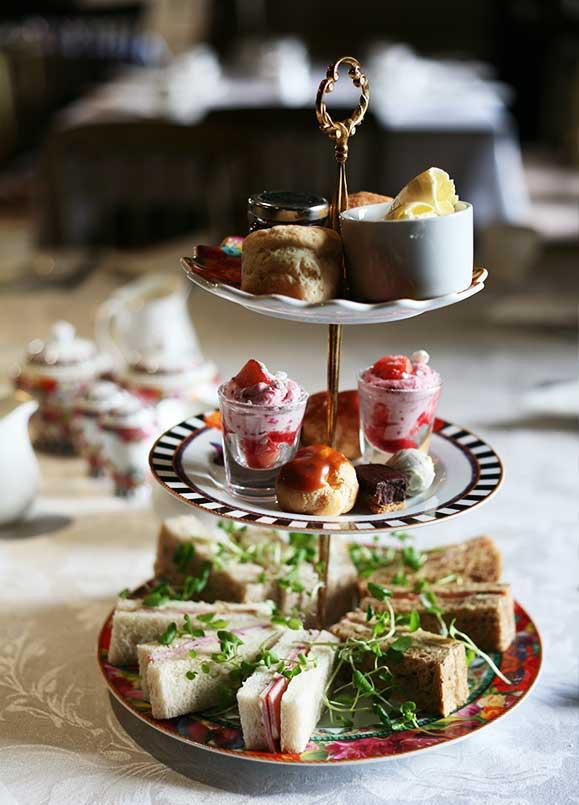 belvoir afternoon tea