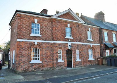 Flat 1 Staunton Tower, Old Police House, 22 Queen Street, Bottesford, Notts, NG13 0AH