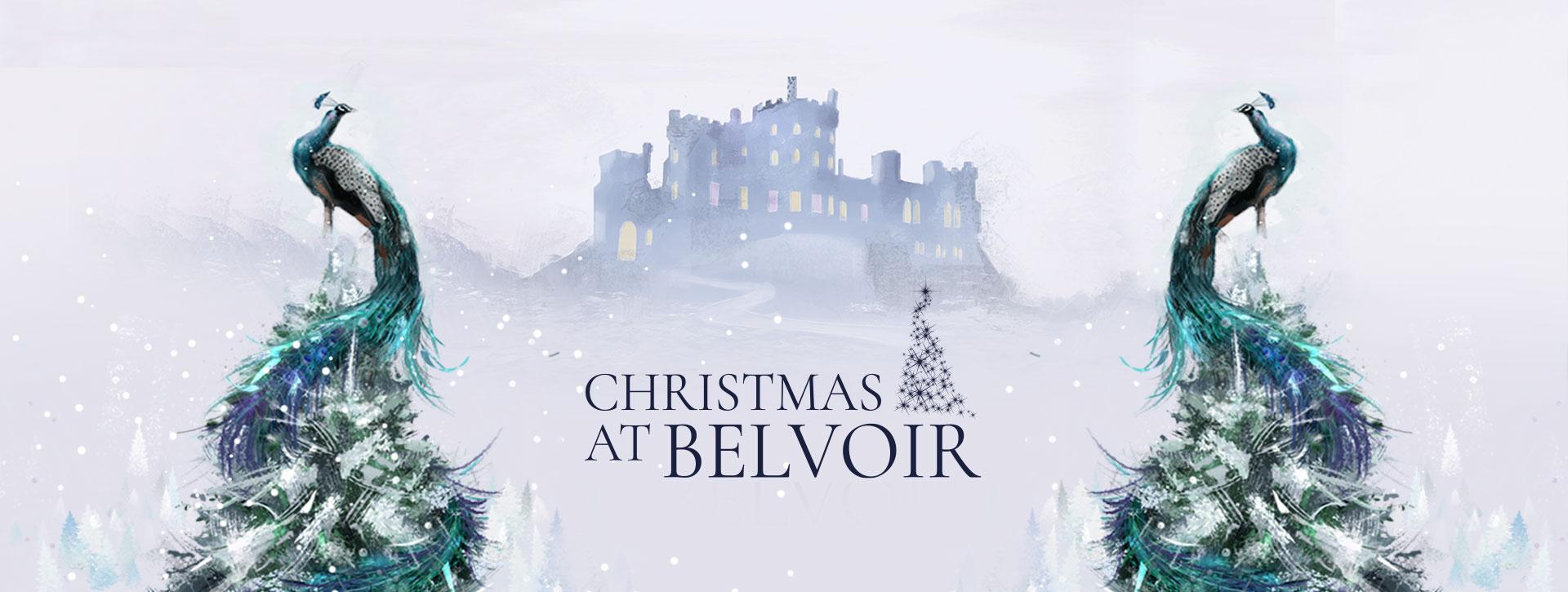 Christmas 2021 at Belvoir Castle